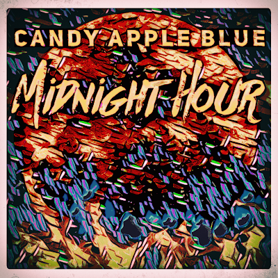 Candy Apple Blue Midnight Hour