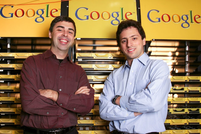 Larry Page ( He is best known as one of the co-founders of Google )