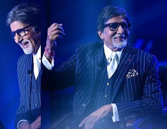 Happy birthday Amitabh Bachchan : बर्थडे पर अमिताभ बच्चन ने शेयर की ऐसी तस्वीर, फैंस हो गए उनके मुरीद, देखे