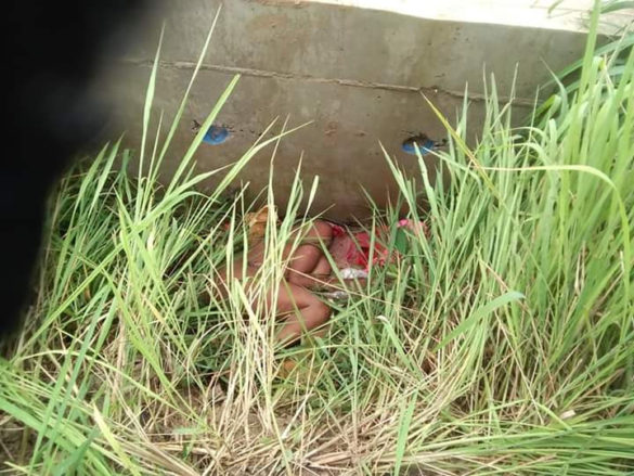 Lady Raped To Death In Front Of A Church In Benue (Disturbing Photos)