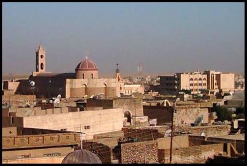 Expulsan al Daesh de ciudad cristiana más importante de Iraq