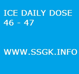 ICE DAILY DOSE 46 - 47