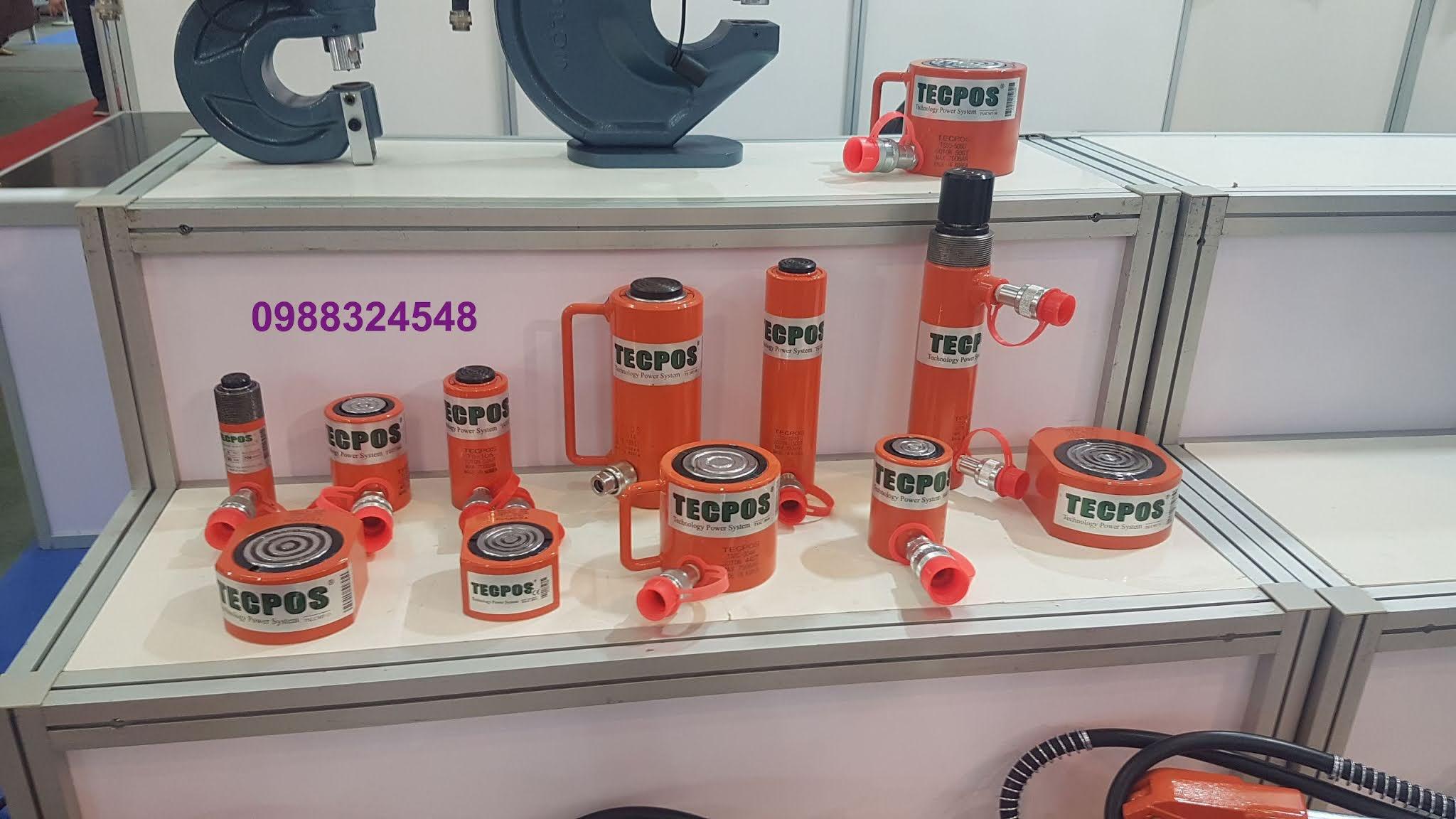 Kích thủy lực Tecpos 10 tấn TS-105