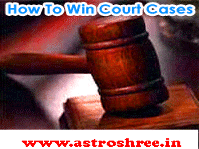 astrology ways to win court case