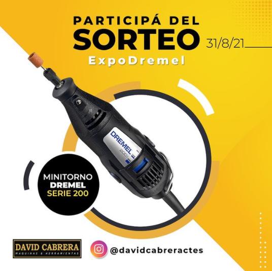 Sorteo David Cabrera 2021