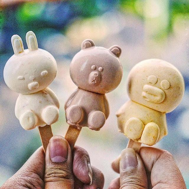 Character Ice Cream