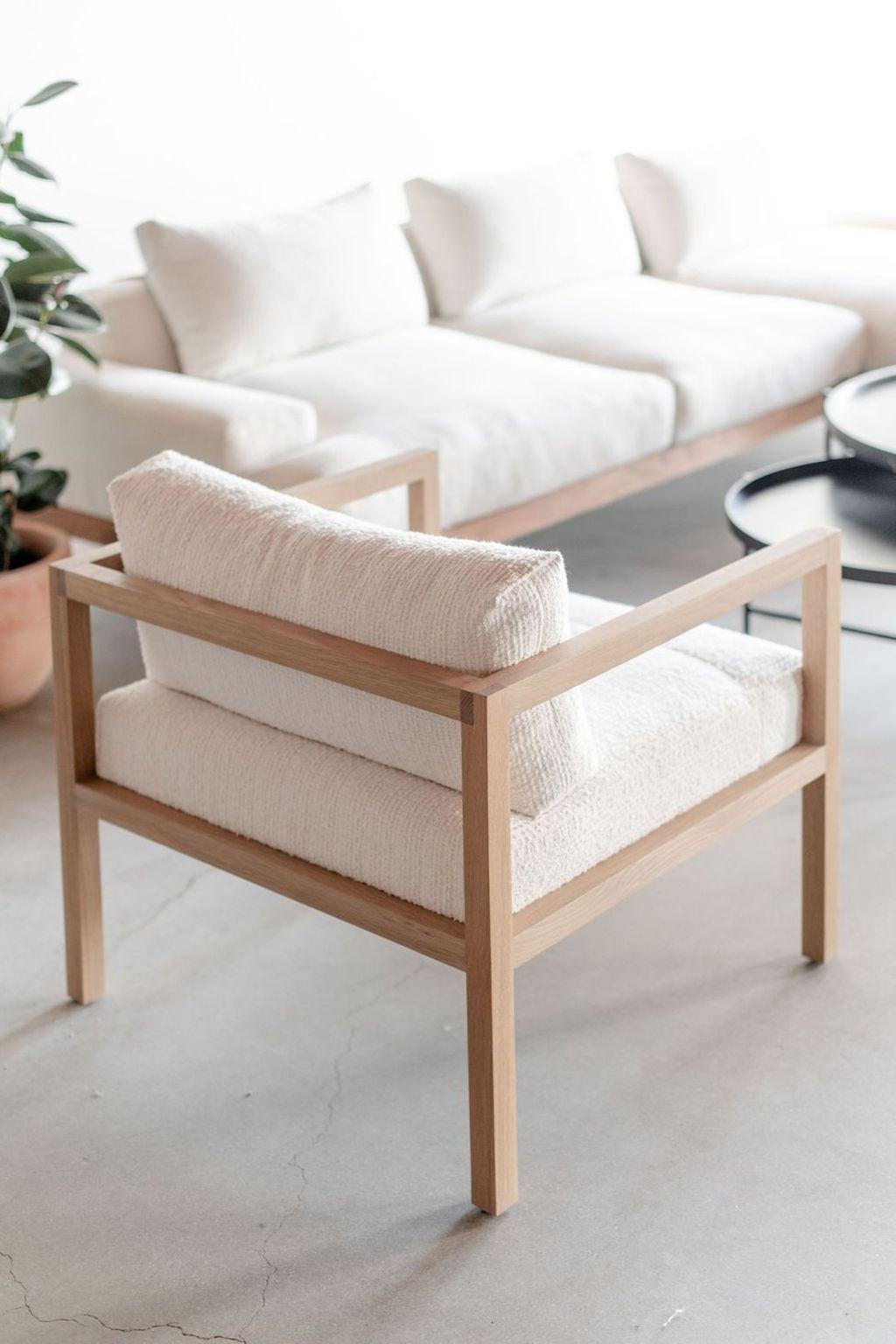 Bàn ghế phòng khách đơn giản 4