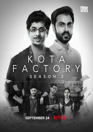 Kota Factory (Season 2) WEB Series HDRip 720p || [Hindi-English]
