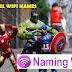 Marvel Wifi Names 2019 [100% Unique]