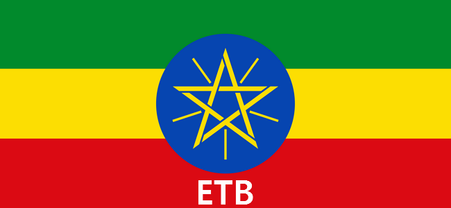 ETB - Ethiopian Birr foreign exchange rates, charts