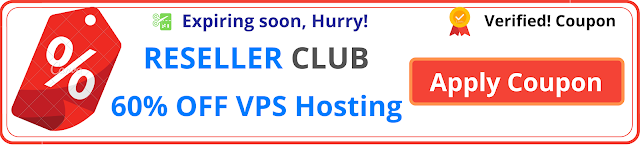 Resellerclub coupon code VPS hosting