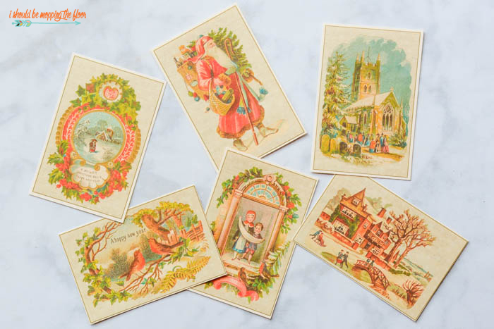 Antique Christmas Postcards