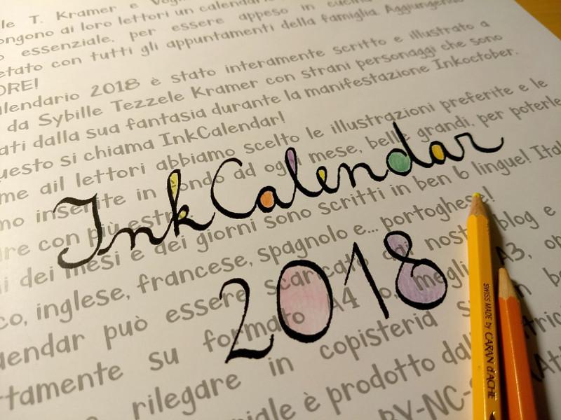 Calendario In Spagnolo.Voglio Una Mela Blu Calendario 2018 Da Scaricare E Stampare