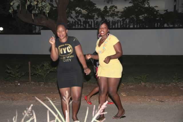 Nude Zimbabwean Ladies