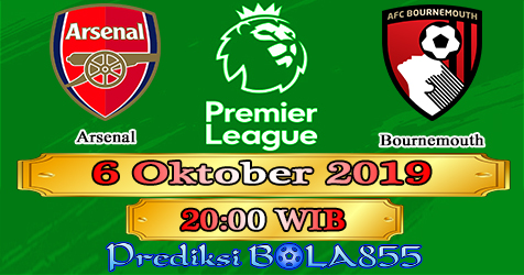 Prediksi Bola855 Arsenal vs Bournemouth 6 Oktober 2019