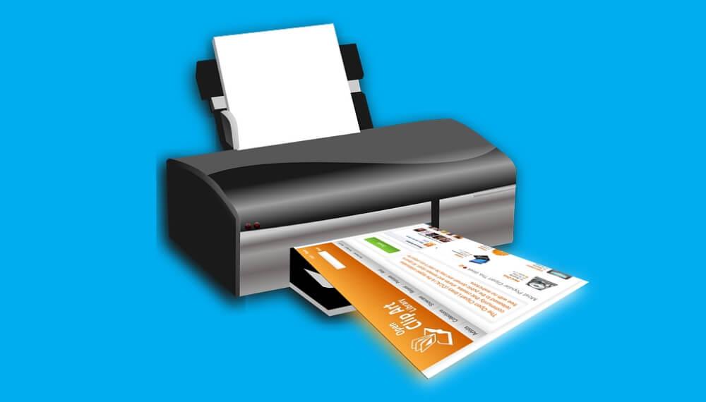 Printer untuk memulai bisnis cetak undangan