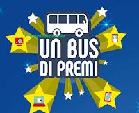 Logo Vinci ''Un Bus di premi'': 100 premi tra buoni Amazon, Decathon, Apple Store,Smartphone e molto altro