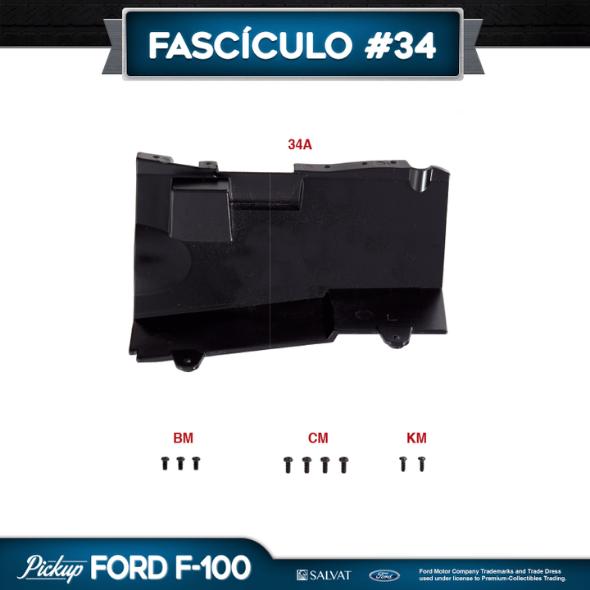 Entrega 34 Ford F-100