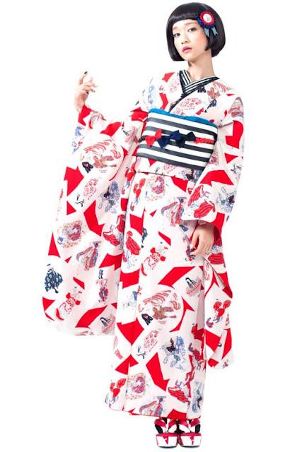 Sejarah Kimono dan Rental Kimono di Jepang