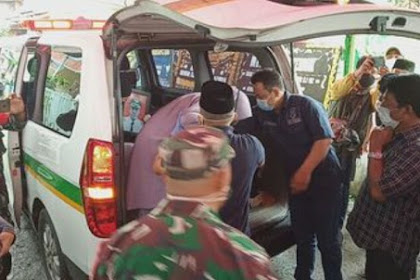 Tangis Keluarga Pecah Sambut Jenazah Kapten Afwan Di Rumah Duka