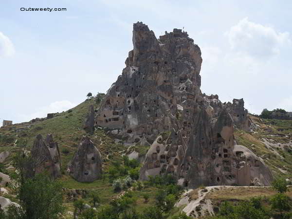 traveling Cappadocia Turki