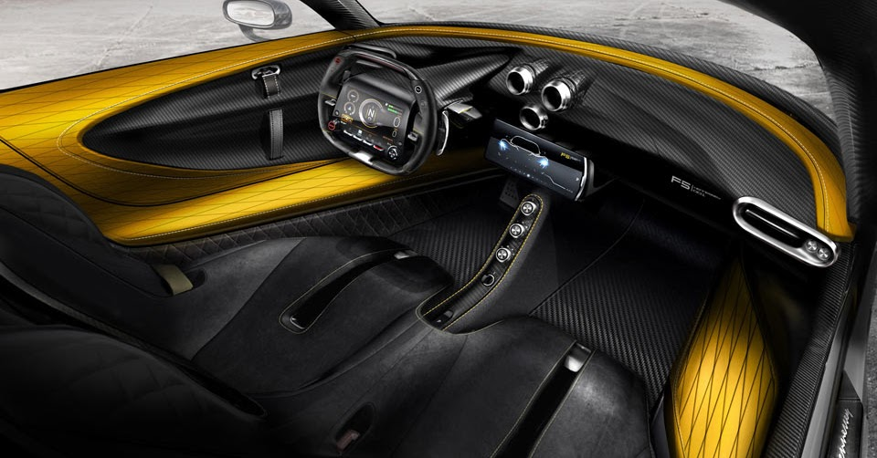 Venom Gt 2017 >> Hennessey Reveals Carbon Fiber Interior Of Venom F5