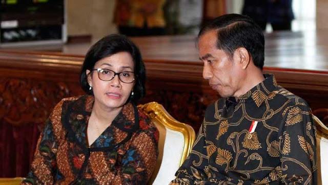 Prabowo Tak Mengerti Ekonomi Makro, bela jokowi kepada menteri keuangan