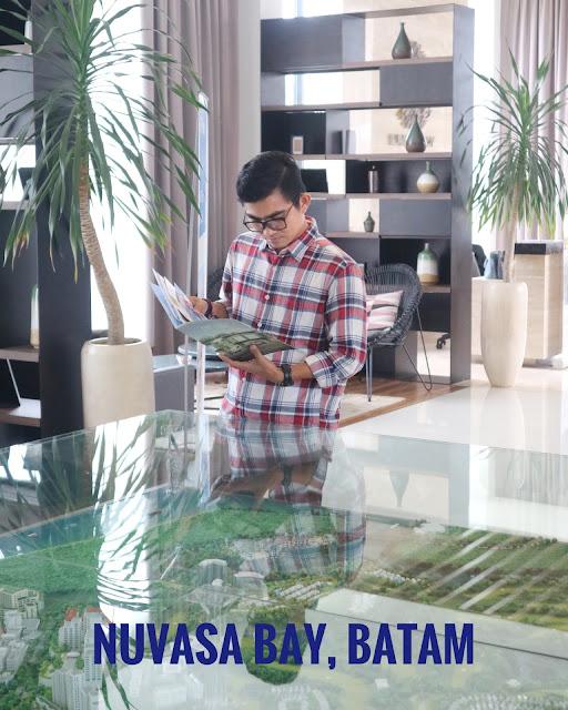 Nuvasa Bay Batam, Sebuah Mega Proyek Kota Mandiri Pertama di Batam oleh Sinar Mas Land