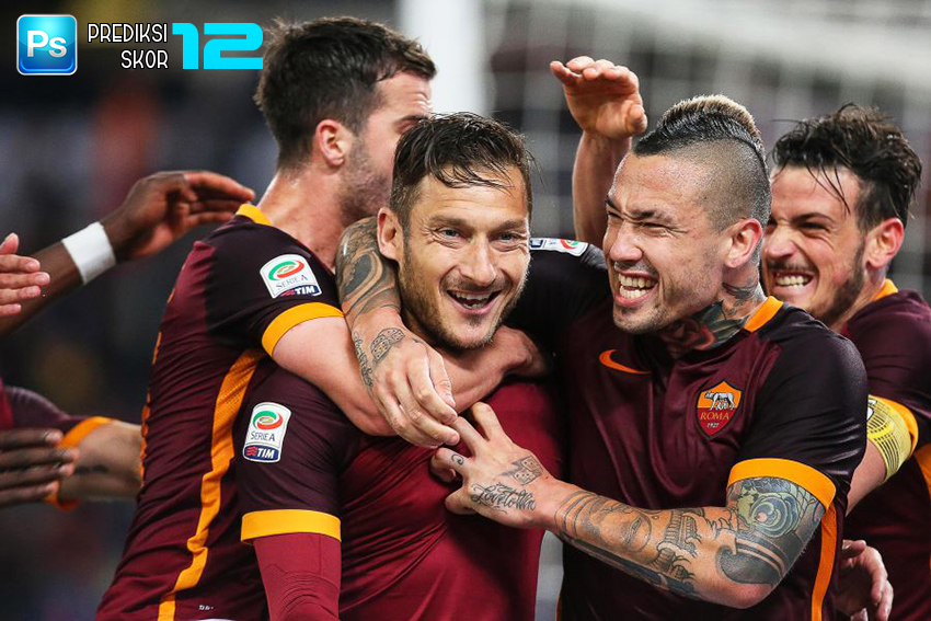 Prediksi Viktoria Plzen vs AS Roma 16 September 2016
