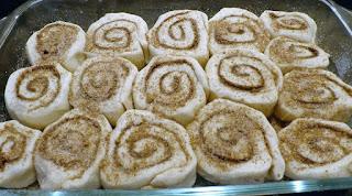 Maple cinnamon roll recipe