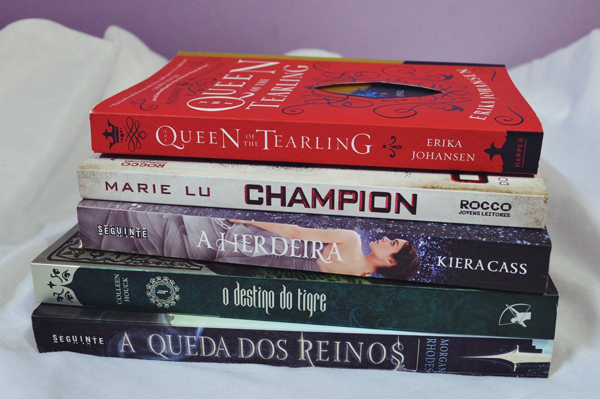 9907612b3 5 livros que eu ainda quero ler esse ano | Cidade das Cerejas