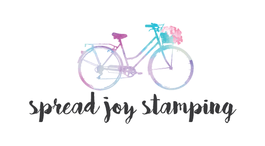 Spread Joy Stamping
