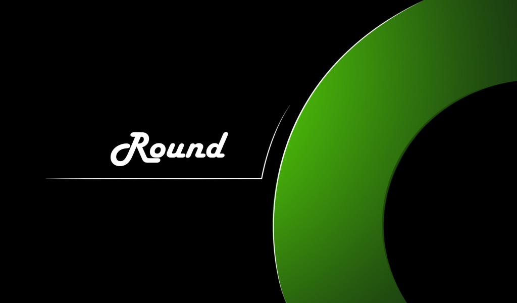 1024x600 Pozadine Za Desktop Round