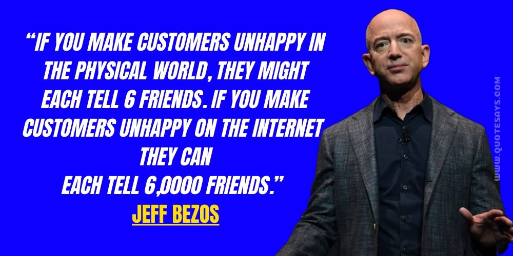 Quotes by Jeff Bezos