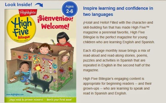 High Five Bilingue