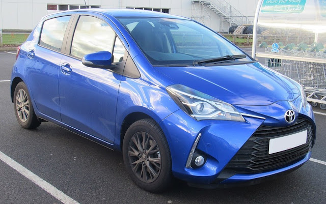 Toyota Vitz for sale – A car which has perfect blend of style and interior space