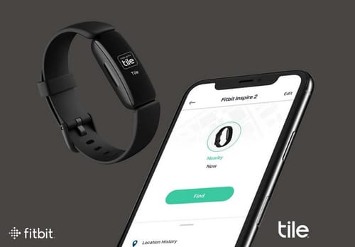 Fitbit adds Tile tracking feature to its Inspire 2