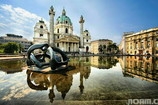 The most important tourist places in Vienna