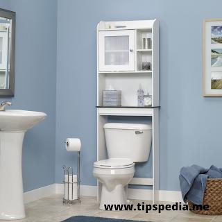 sauder bathroom storage cabinet