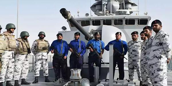 Πακιστανικά πολεμικά πλοία θα περιπολούν με τους Τούρκους στη νοτιοανατολική Μεσόγειο