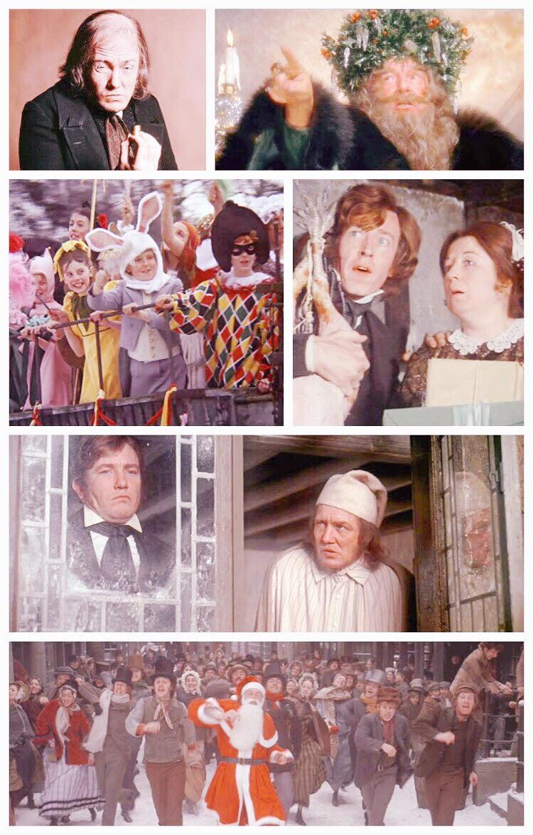 A Vintage, Scrooge, Classic Film Blog, Vintage Blog, Vintage Christmas Movies