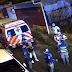 En Kurú de Purral: Agreden paramédicos y dañan ambulancia cuando atendían emergencia