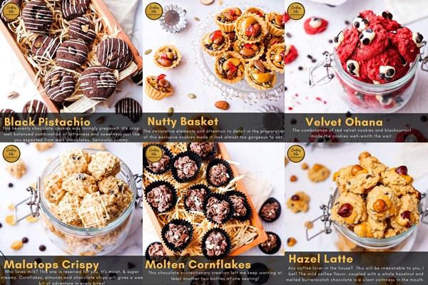 Patutlah Kuih Raya Dari Cookies Vibe Ni Sedap, Rupanya.......