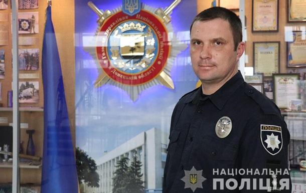 На Донбасі поліцейський врятував потопаючих дітей