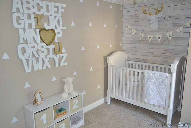 Fawn Over Baby Mckenzie S Nursery 2 Revealed