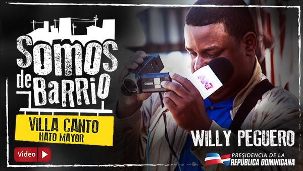VIDEO: Villa Canto, Hato Mayor. Willy Peguero