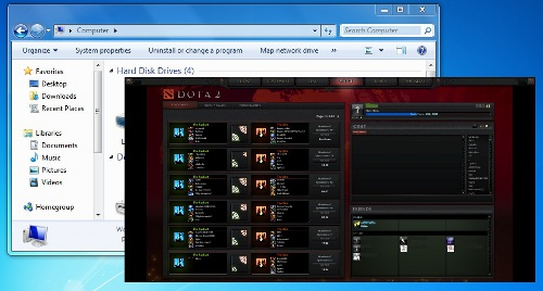 How To Play Dota 2 in Windowed Mode ~ Dota 2 Throne