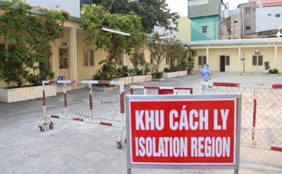 Hà Nội cách ly 348 người tại trường quân sự ở Sơn Tây