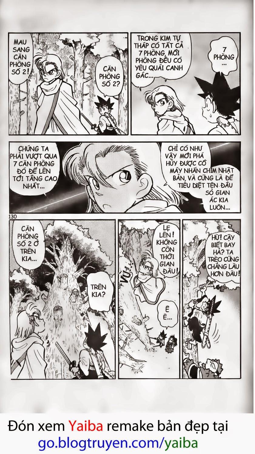 Yaiba chap 184 trang 13