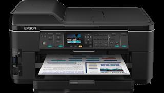 Spesifikasi Lengkap Printer Workforce 7511